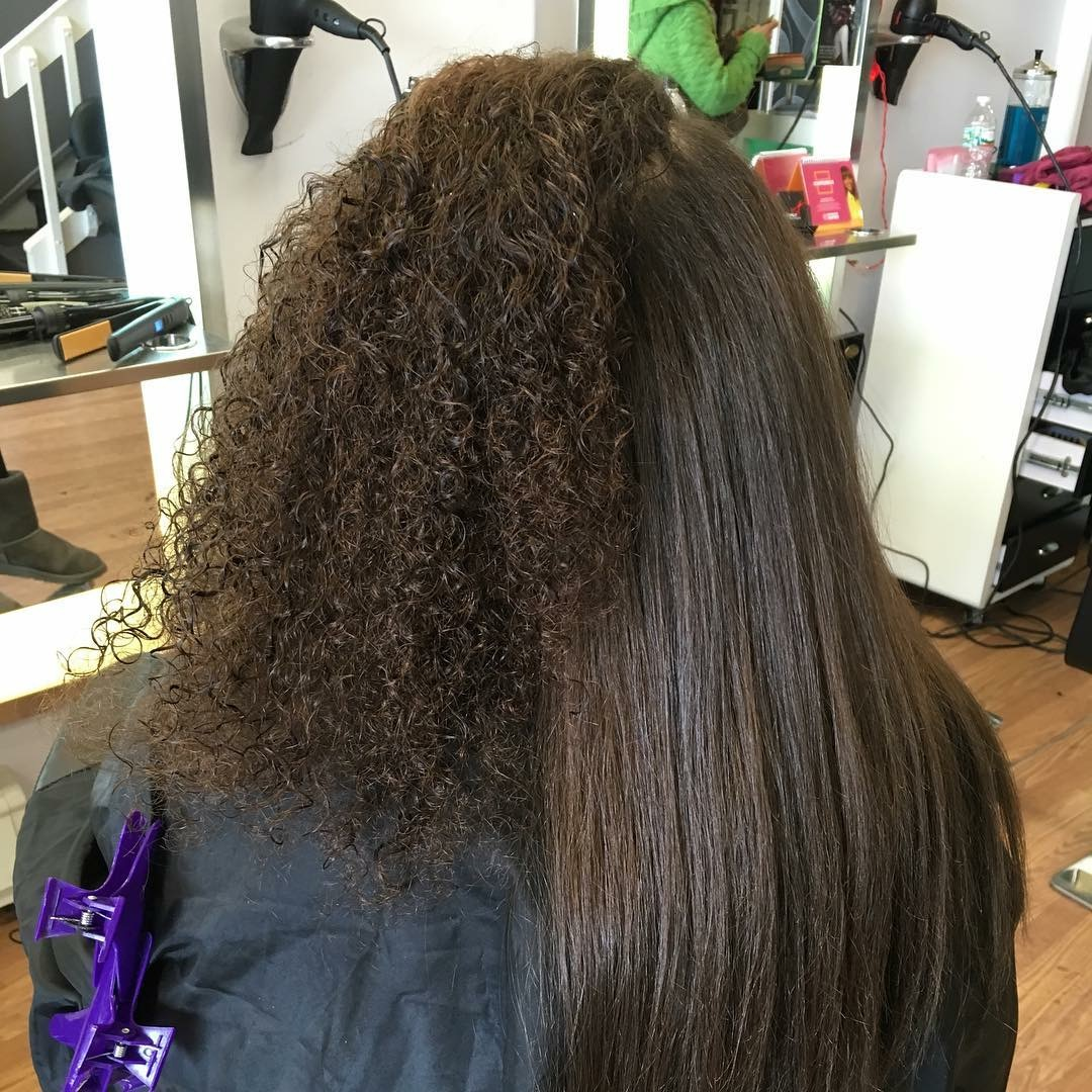 Hair Smoothing by Julz