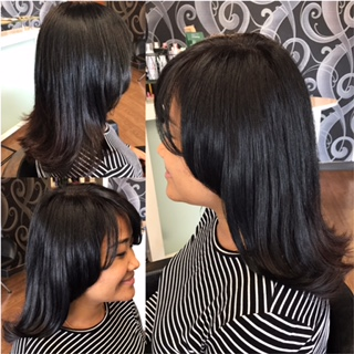 Layered Haircut by Ariana