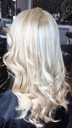 Blonding by Ariana