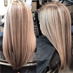 Blondeing by Erica