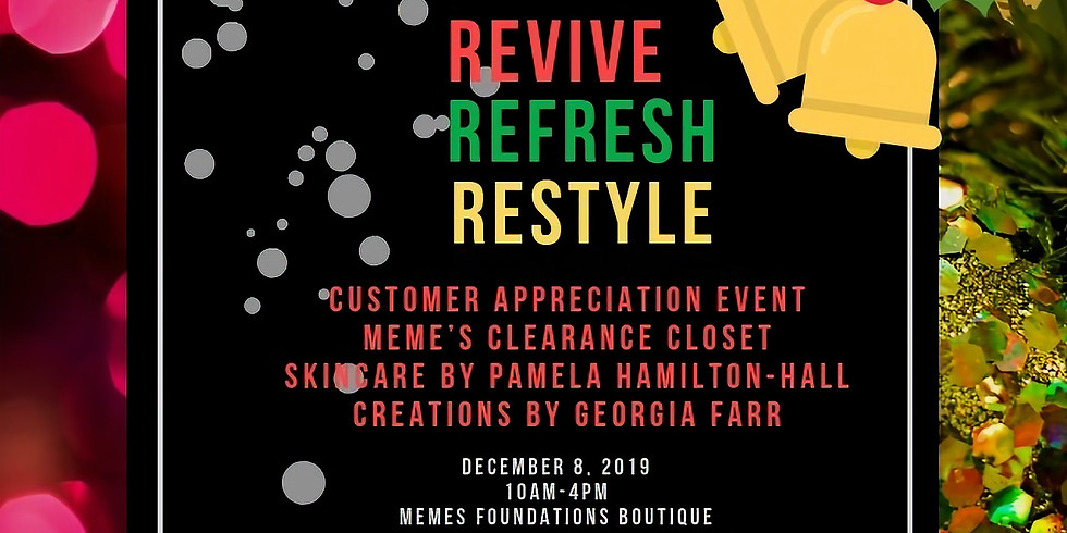 REVIVE REFRESH RESTYLE