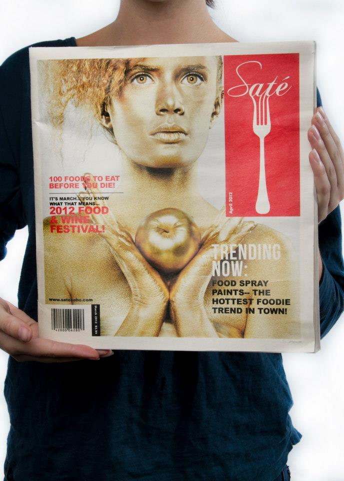 Sate Magazine Cover