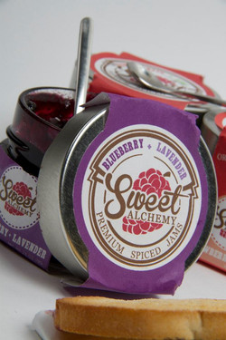 Sweet Alchemy Package Design