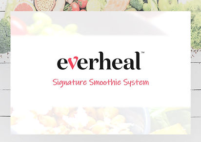 signature smoothie system_front cover on