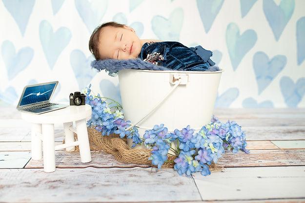 NEWBORN BABY GIRL • Ludimila Freitas-4.
