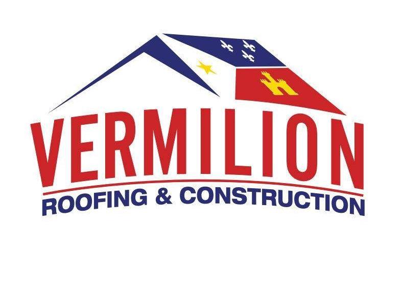 Vermilion Roofing Logo
