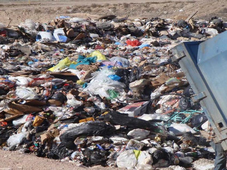 ILLEGAL DUMPING A RECOGNIZED PROBLEM IN THE SAN LUIS VALLEY