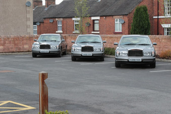 Rolls Royce Silver Seraph fleet