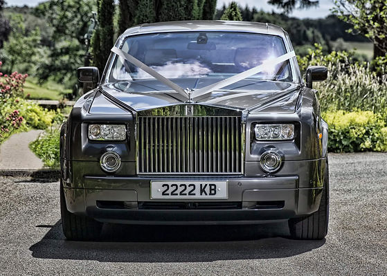 Rolls Royce Phantom in Macclesfield.JPG