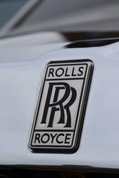 Rolls Royce Silver Seraph.