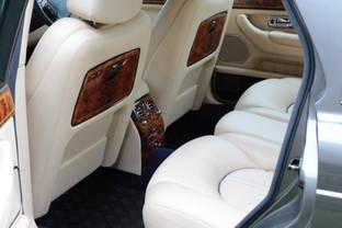 Rolls Royce Silver Seraph interior