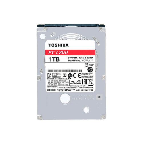 DISCO DURO TOSHIBA 1TB P/LAPTOP