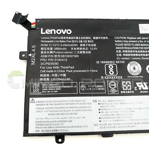 Batería genuina para Lenovo