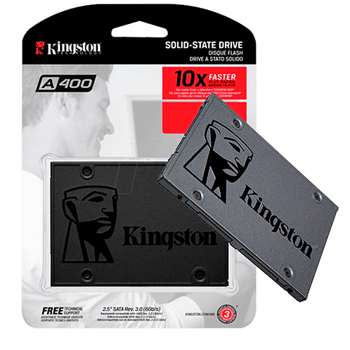 Disco duro de estado solido SSD 240GB KINGSTON
