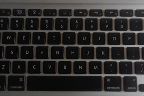 Teclado MacBook ALZ78 Ingles