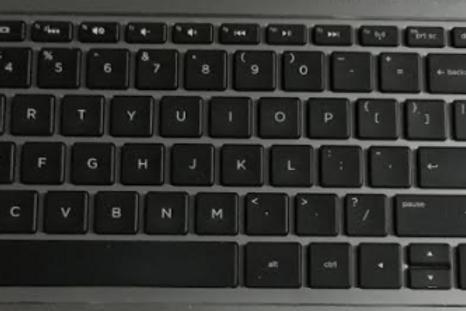Teclado HP m6-k010dx Ingles
