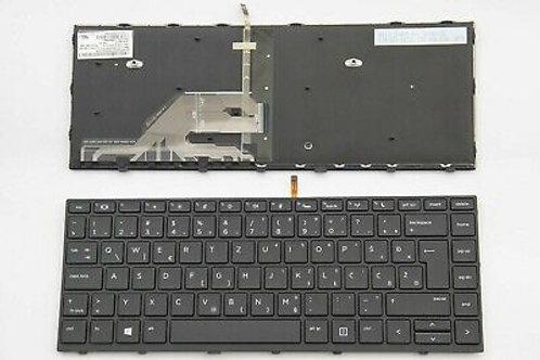 Teclado HP Probook Español Iluminado 430 G5 |430 G3
