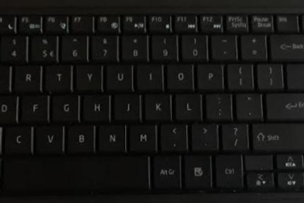 Teclado Acer Emachines E627 Ingles