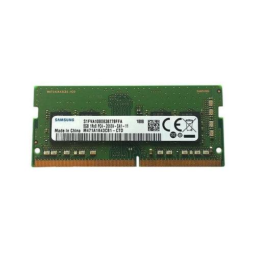 Memoria Ram SAMSUNG DDR4 de 8GB para Laptop