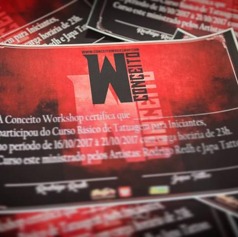 Novo Blog da Conceito Workshop