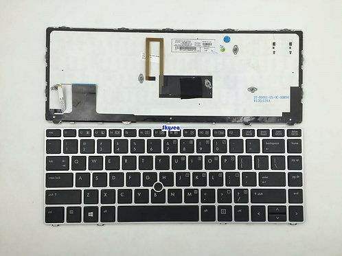 Teclado HP EliteBook Folio 9470M Español