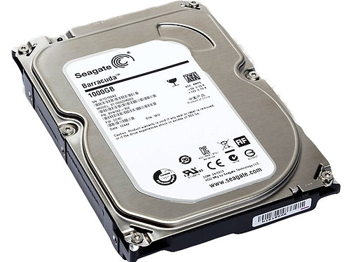 Discos Duros Seagate Barracuda 1000GB