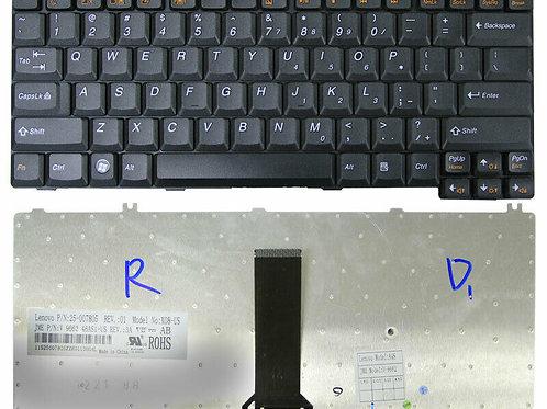 Teclado para laptop Lenovo 3000, N100, C100, V100, V200, C200, N200