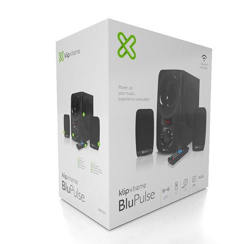 Sistema de Sonido Klip Xtreme KWS-651 - 2.1 Channel - Wireless