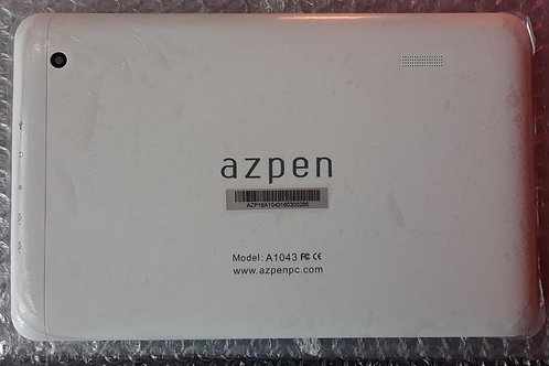 Carcasa trasera tablet Azpen