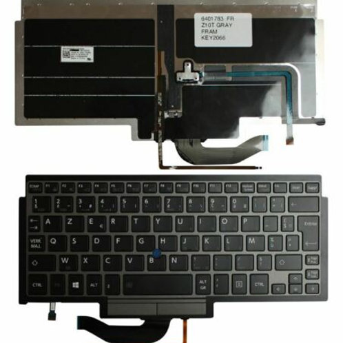 Teclado Toshiba Portege Z10T
