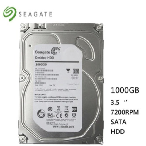 DISCO DURO SEAGATE Desktop HDD 1000GB