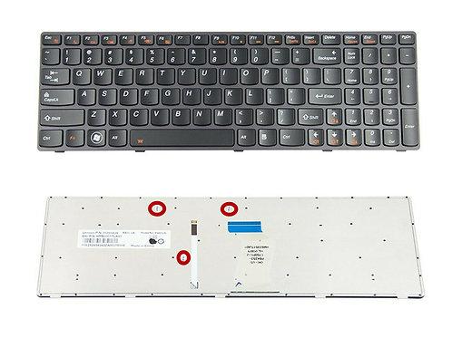 Teclado Lenovo Ideapad Y580-Inglés