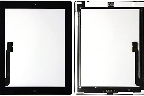 Pantalla táctil Touch Screen LCD para Apple IPAD 4 WIFI/3G Botón Home