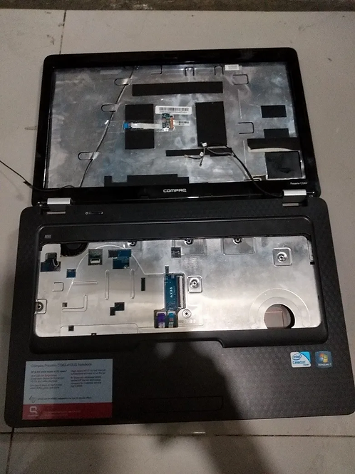 Carcasas HP Compaq cq62