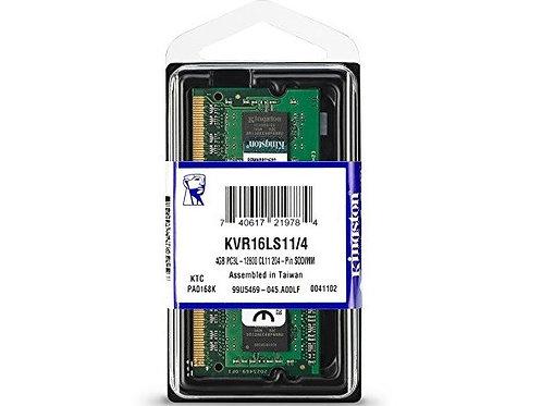 Memorias RAM KINGSTON 4GB DDR3 PC3-12800