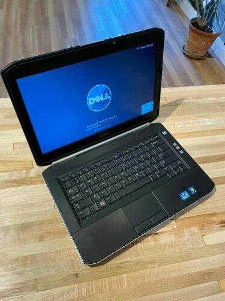 Laptop Dell Latitude E5420 14'' i5-2520M de 2.5 GHZ 3GB RAM 250GB