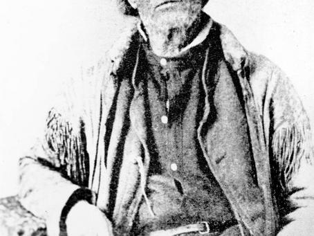 Jim Bridger, king of the mountain