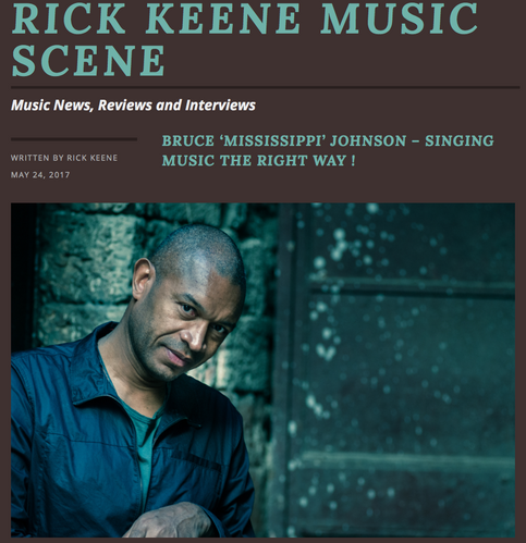 My interview with Rick Keen