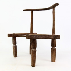 バウレ椅子 03
