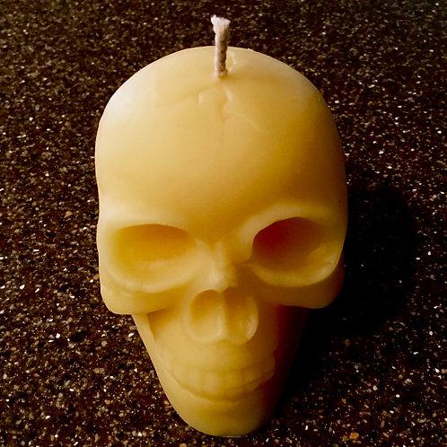 Skeleton Candle