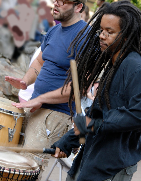 Life Lessons Learned From a Drum Circle