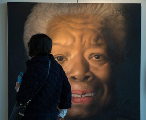 Maya Angelou's Poetic Take on Equality