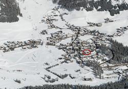 sulle piste on the slopes auf der piste alta badia corvara colfosco