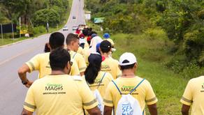 Casa MAGIS Manaus promove 7° edição do Mochilaço Jovem