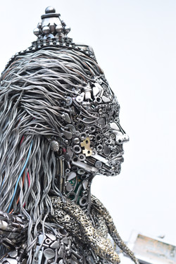 Modern Shiva