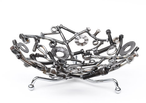 Recycled Hardware Bowl
