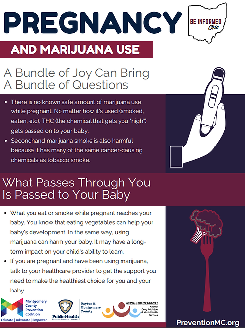 Pregnancy/Breastfeeding and Marijuana