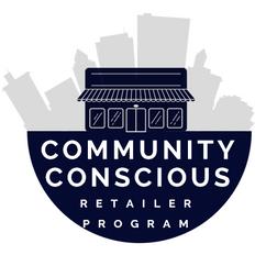 Community Conscious Retailer Program