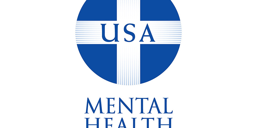 Adult Mental Health First Aid (for Military, Veterans, Family Members)