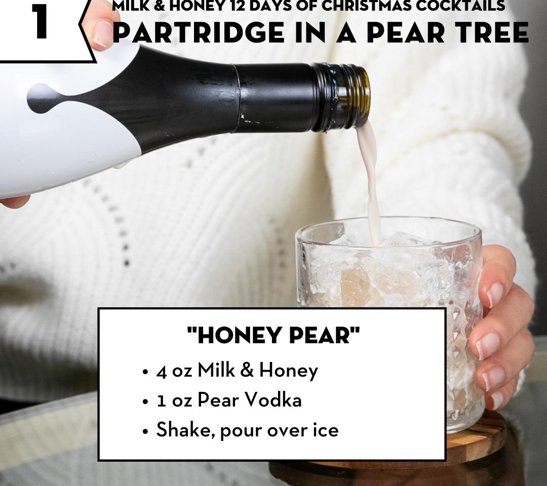 Honey Pear